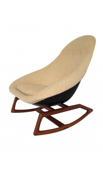 Gemini Lurashell rocking chair