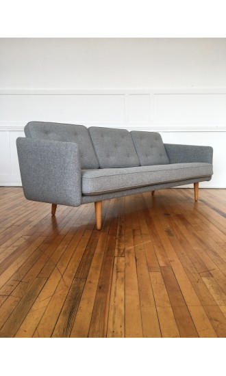 Original Borge Mogensen Number 1 Sofa for Fredericia