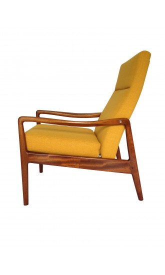 Danish Teak Armchair