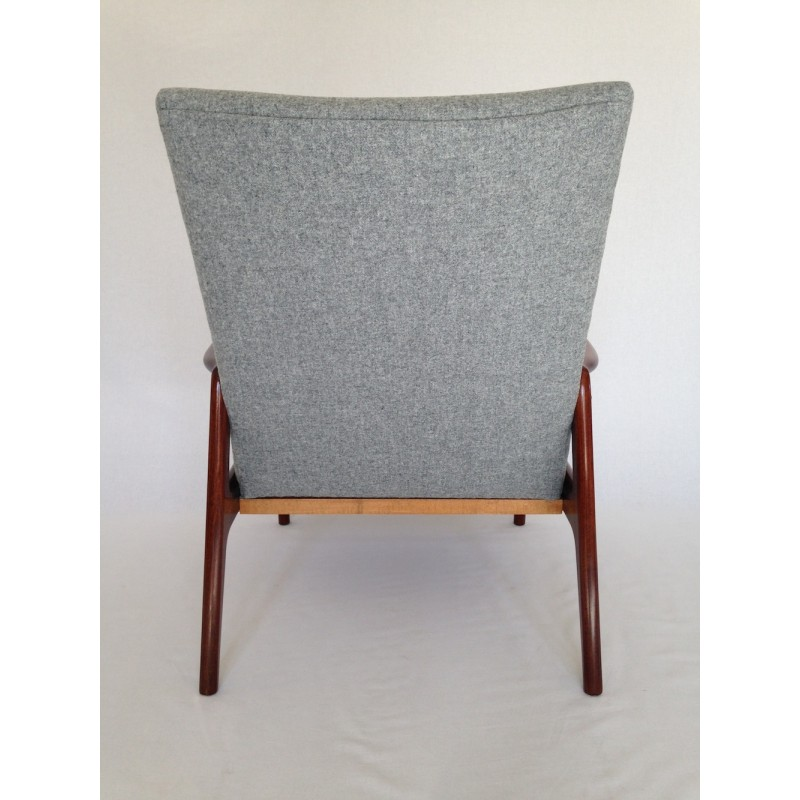 Greaves And Thomas Danish Style Afromosia Armchair