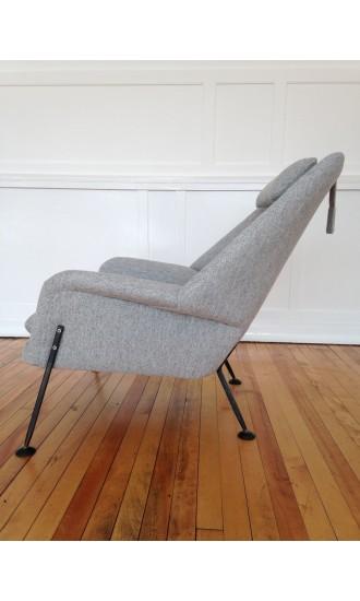 Original Ernest Race Heron Armchair