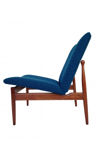 Midcentury 1960's Danish Teak Easy Chair