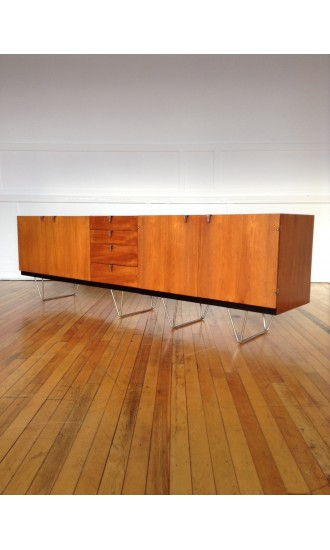 Pair of Rare S Range Sideboards by John and Sylvia Reid for Stag
