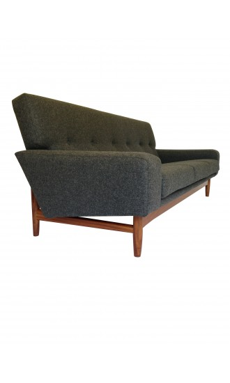 1960's Ib Kofod Larsen Teak Sofa for G Plan Danish Range