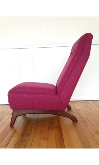 Midcentury Danish Style 1960's Easy Chair by Greaves & Thomas