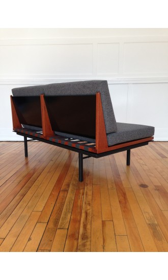 Midcentury Robin Day Form Sofa for Hille