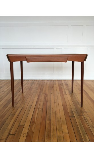 Rare Midcentury Danish Teak Writing Desk / Lady Desk