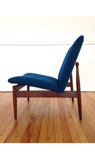 1960's Ib Kofod Larsen Teak Easy Chair Lounge Chair for G Plan Danish range